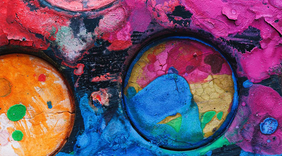 Kolorowy zawrót głowy